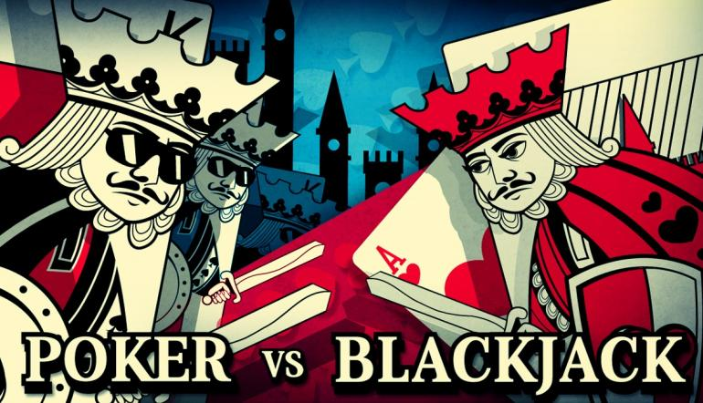 Why Poker Is Better Than Blackjack