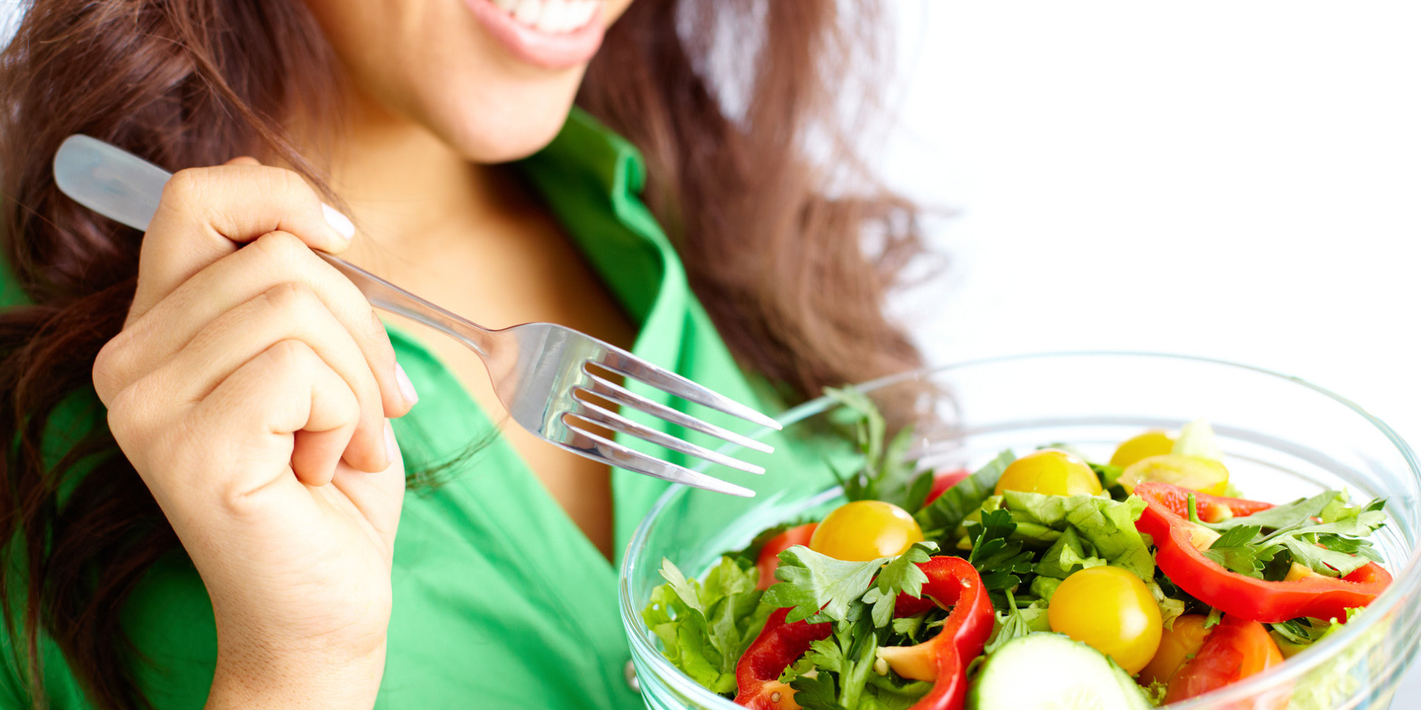 Maintaining your weight with vegetables and fruits