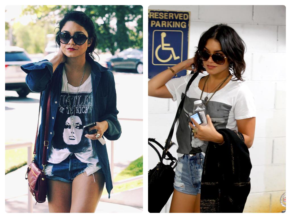 Steal Her Style: Vanessa Hudgens
